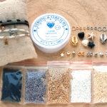 Materialen pakket