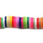 Katsuki kralen,  6mm, Multi Colour, 390 st