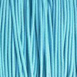 Gekleurd elastiek rond