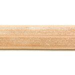 Ibiza elastiek, effen, 15mm, Peach, 1 m