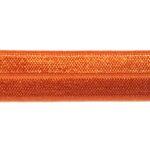 Ibiza elastiek, effen, 15mm, Cognac, 1 m