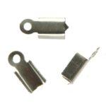 Veterklem DQ, 4,2x10mm, Metaal, 50 st