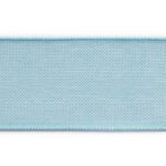 Organza lint, 10mm breed, Lichtblauw, 5 m