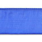 Organza lint, 10mm breed, Kobaltblauw, 5 m