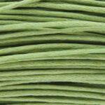 Waxkoord, 0.8 mm dik, bundel 60m, Groen