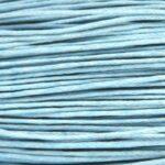 Waxkoord, 0.7 mm dik, bundel 60m, Jeansblauw