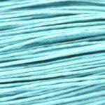 Waxkoord, 0.7 mm dik, bundel 60m, Turquoise