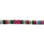 Aztec koord,  6mm, Multi colour, 1 m